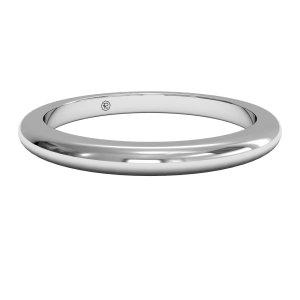 Women's Thin Classic Wedding Ring