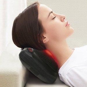 Arealer Neck and Back Massager Massage Pillow