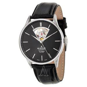 Lowest priceEdox Men's Les Vauberts Automatic Watch 85010-3N-NIN
