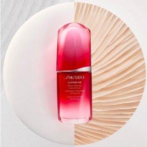 全场6折起Shiseido 超值抗老维稳护肤热卖 悦薇面霜50ml仅$152