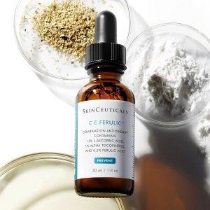 SkinCeuticals抗氧化高效美白、对抗初老症状 CEF抗氧化精华