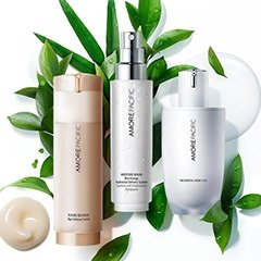 Receive a trio of long weekend necessitiesWith your $250 purchase @ AMOREPACIFIC