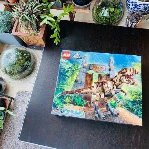 低至6折!独家折扣已放出!折扣升级:LEGO 乐高夏促最后一波 电视剧同款再降价
