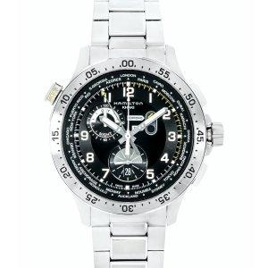 $499 + Free ShippingDealmoon Exclusive: Hamilton Khaki Aviation World Timer Quartz Men's Watch