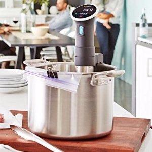 5部快捷烹饪法 小白也能当大厨手把手教你用真空低温烹调器做牛排