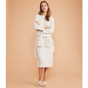 LOU & GREYChevron Stripe Maxi Dress