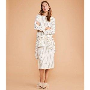 LOU & GREY条纹长裙