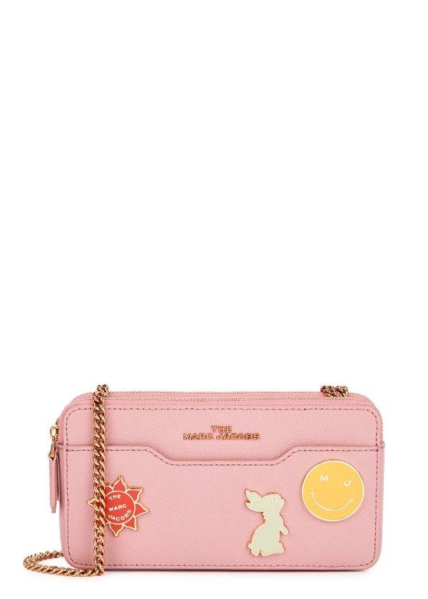 粉色链条包