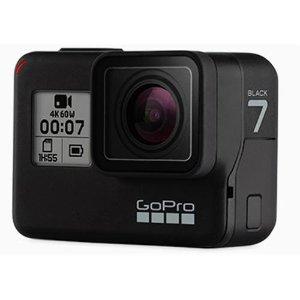 $452(原价$599)高清防抖超值:GoPro HERO7 Black 旗舰款运动相机热卖