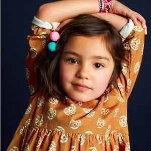 低至5折+无税 个性风格不撞衫Tea Collection 高档童装特卖 明星宝宝御用品牌