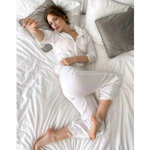 封面同款ASOS丝缎睡衣套装