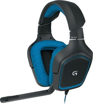 $39.99 LOGITECH G430 DTS Dolby 7.1 Gaming Headset