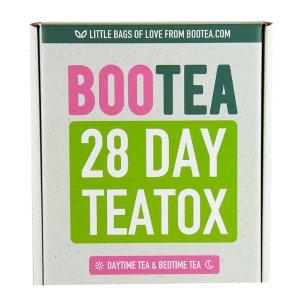 bootea满£75享8折28天瘦身茶(少量番泻叶装)