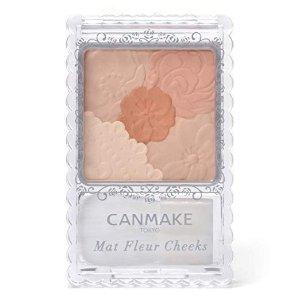 CANMAKE Mat Fleur Cheeks 05 MAT PUMPKIN