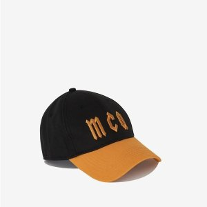 MCQ ALEXANDER MCQUEEN Logo 鸭舌帽