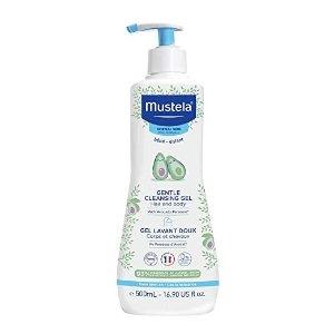 Mustela2合1洗发沐浴露
