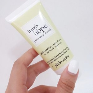 40% OffToday Only: philosophy Handcream Sale