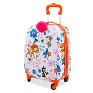 7折 封面旅行箱$31.46迪士尼官网 周末特卖 有Mini Melissa, 大号巫师米奇$27.96