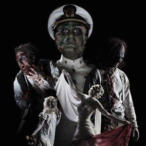 $114.45起 内含鬼屋恐怖预告片长堤市玛丽皇后号 主题幻境魔术表演 + 鬼屋套票