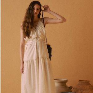 低至8折+额外9折Frontrow 夏季连衣裙热卖 简约而不简单