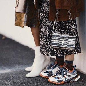 低至3折+包税CETTIRE 设计师鞋履专场,收麦昆、Jimmy Choo、巴黎世家