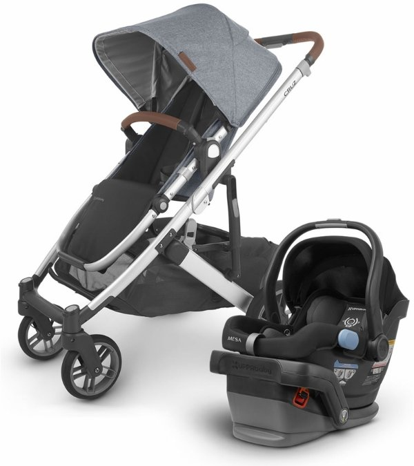 2020 Cruz V2 童车+Mesa安全座椅 旅行套装