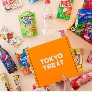 £13.99收17件爆款日本零食Tokyo Treat 好吃的日本零食大礼包半价热促 限定口味吃个够