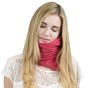 $20.98Trtl Pillow - Scientifically Proven Super Soft Neck Support Travel Pillow – Machine Washable Grey
