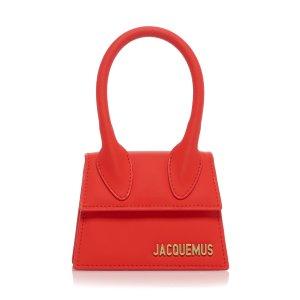 Jacquemus美金税后≈$474Le Chiquito Matte 新款包包