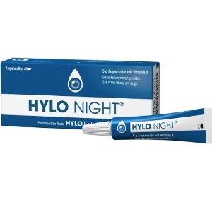 5g仅€5.33 专治眼睛干涩眼睛干涩、发炎?早起睁不开眼?Hylo维A眼膏拯救你!