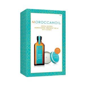 Moroccanoil Christmas Treatment 礼盒套装