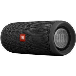 JBL新用户满50欧减20欧Flip 5 防水蓝牙音响