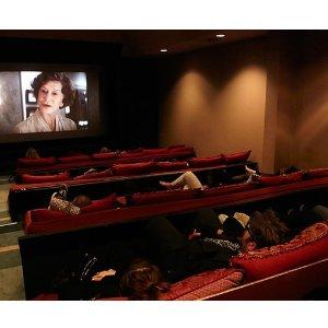 两人套餐$59.5(原价$77.6)悉尼Govinda's Cinema & Restaurant 餐厅影院
