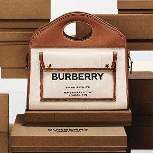 5折起 樱花粉卡包仅$180黑五来了:Burberry 全年最低价 邮差包触底$790,乐福鞋$335