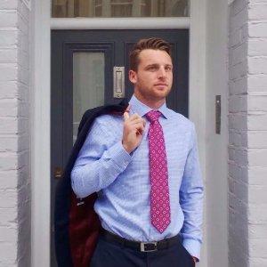 低至5折+满£50减£10Charles Tyrwhitt官网 衬衣西装等促销热卖