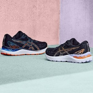 一律$45+无门槛包邮ASICS官网 ROADBLAST系列男女款跑鞋