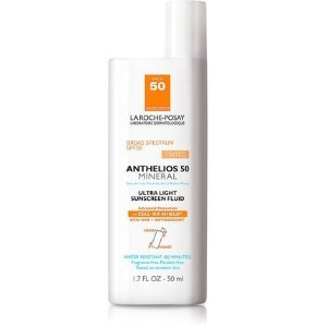 La Roche-PosayAnthelios 50 Mineral Tinted | Sunscreen For Sensitive Skin