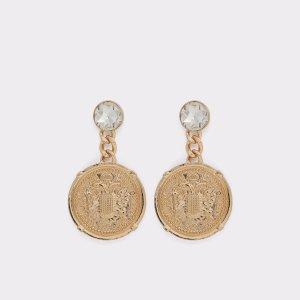 AldoGralibeth Gold-Clear Multi Women's Earrings
