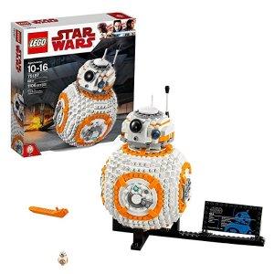 低至6.7折史低价:LEGO Star Wars 星球大战系列 拼搭玩具促销,2019新款上架