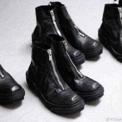 满额8.5折 £904收310短靴折扣升级:Guidi 靴子全场热卖进行时 蜈蚣精女孩必备单品