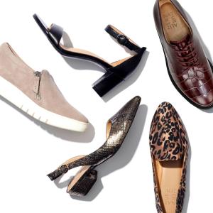一律$29.99Naturalizer 精选鞋履闪促 过膝靴、乐福鞋好价