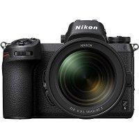 Nikon Z6 全画幅无反 + NIKKOR Z 24-70mm 镜头套机