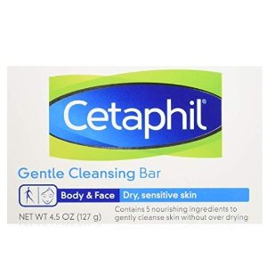 65% OffAmazon Cetaphil Gentle Cleansing Bar on Sale