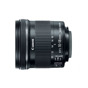 CanonEF-S 10-18mm f/4.5-5.6 IS STM Refurbished
