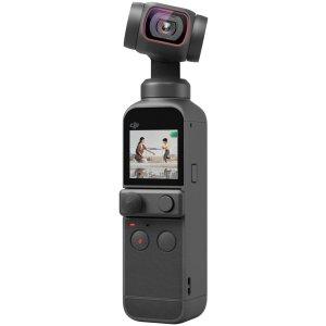 矩阵立体声系统 $349起新品上市:DJI Osmo Pocket 2 口袋相机