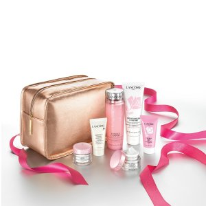 15% Off + Receive Free Gift for $36.13($97 value)with any Lancôme purchase @ macys.com