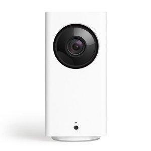 $59.44(原价$63.15) 销量冠军Wyze 1080p 智能监控 带夜间功能 和家中宠物随时Say Hi