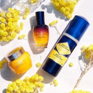 送3件套(含星光瓶、蜡菊霜)L'Occitane 欧舒丹热促 换季必备护肤品