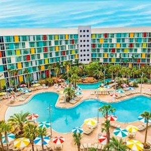 每晚低至$122奥兰多环球影城卡巴纳湾海滩度假酒店 近期好价
