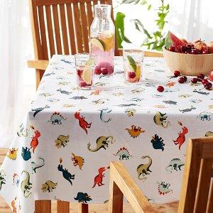 Simons Maison小恐龙 儿童桌布